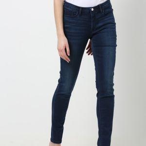 Levi's 710 Dark Wash Super Skinny Jeans sz 29